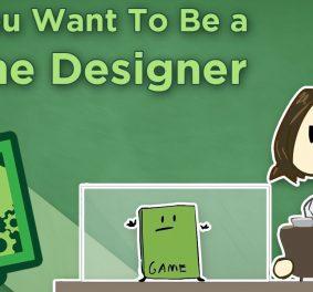 Game designer : misez sur un secteur très porteur.