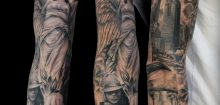 Tatouage sur le bras : des modèles que j'ai trouvés vraiment superbes