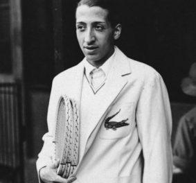 René lacoste, ce champion de tennis qui a inventé le polo