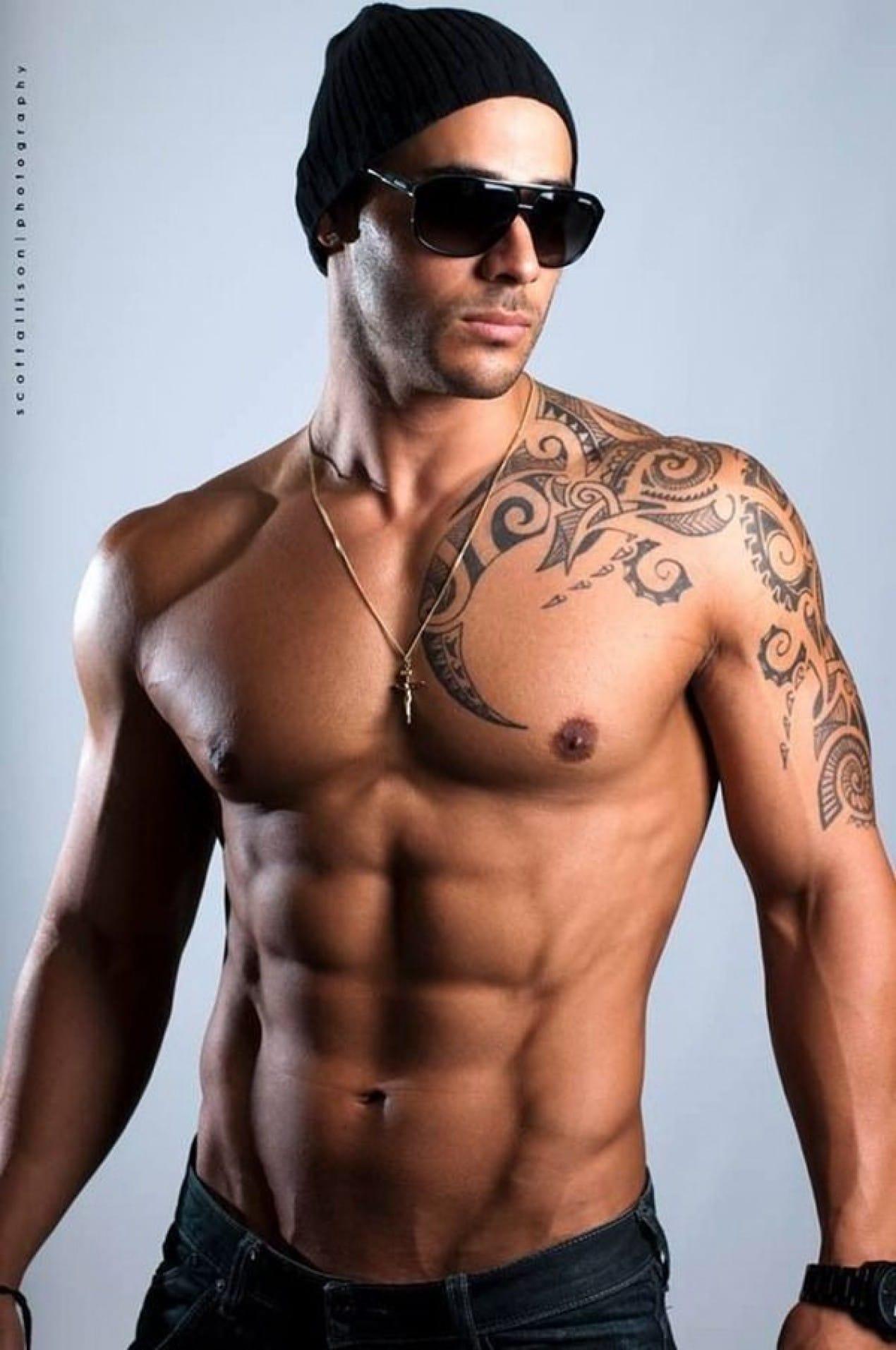 Ordinaire Idee Tatouage Homme Discret 11 Homme Bras Tribal